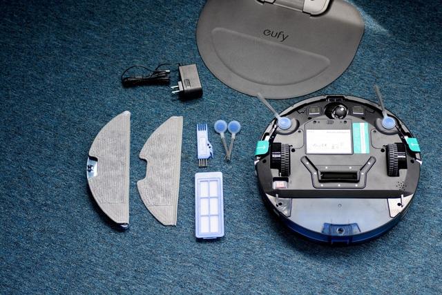 Robot hút bụi quét và lau 2 trong 1 Eufy RoboVac G1 Hybrid - 2