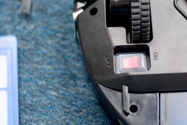 Robot hút bụi quét và lau 2 trong 1 Eufy RoboVac G1 Hybrid - 4