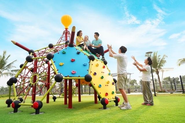 Sapphire 1 - Vinhomes Ocean Park: Đầu tư xứng đáng cho con trẻ - 5