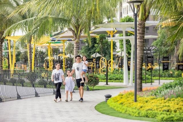 Sapphire 1 - Vinhomes Ocean Park: Đầu tư xứng đáng cho con trẻ - 9