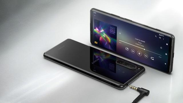Smartphone Sony Xperia 5 II trình làng, cấu hình mạnh, hỗ trợ mạng 5G - 2