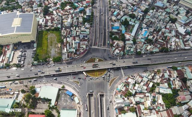 TPHCM khánh thành nút giao thông 3 tầng ở cửa ngõ Tây Bắc - 2