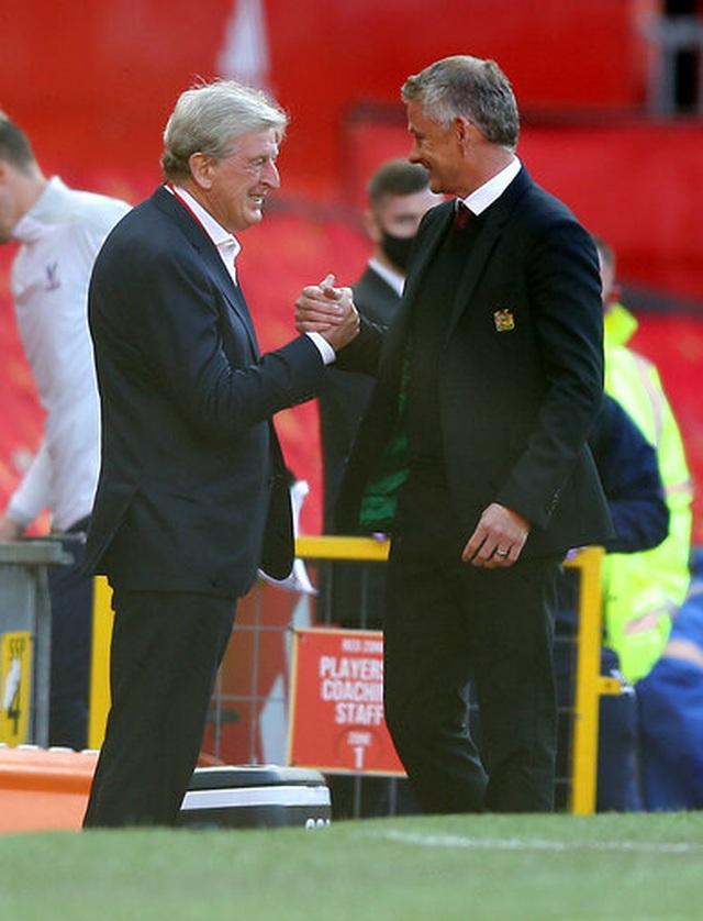 Man Utd 1-3 Crystal Palace: Điểm sáng nhỏ từ Van de Beek - 14