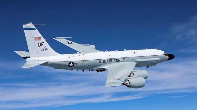 """Trung Quốc cáo buộc máy bay quân sự Mỹ """"giả dạng"""" máy bay dân sự 100 lần - 1"""