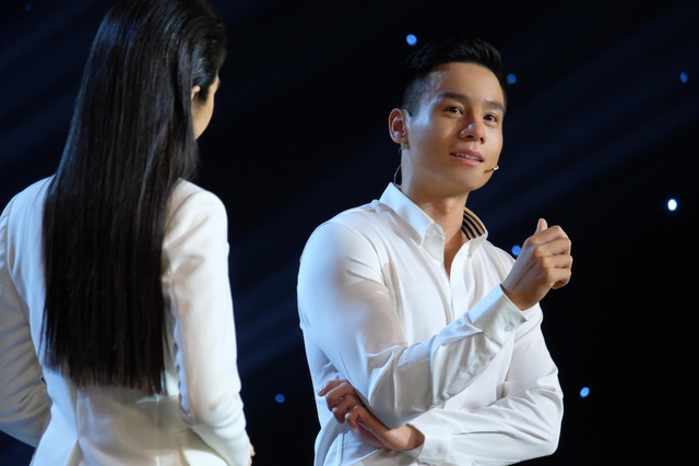 Cao Xuân Tài khóc trên sóng truyền hình - 3
