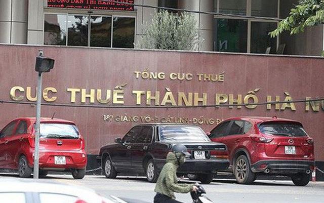 Cục Thuế Hà Nội bêu tên 144 doanh nghiệp nợ thuế trăm tỷ đồng - 1