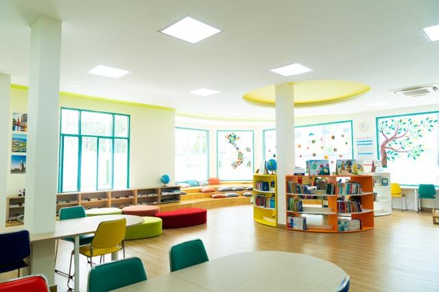 Kích thích đam mê đọc sách từ không gian thư viện đa sắc màu - 2