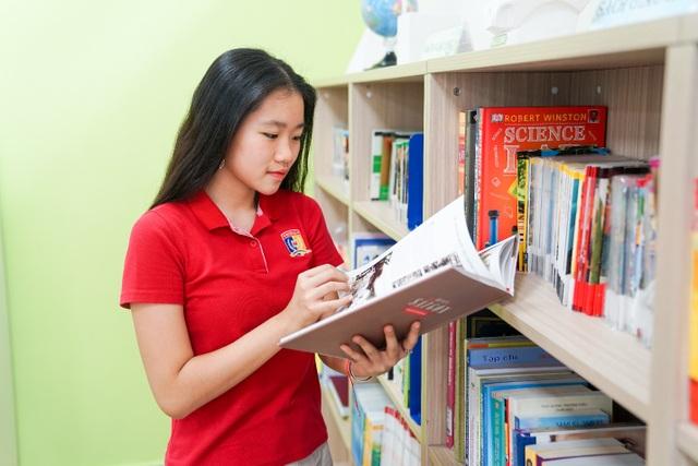 Kích thích đam mê đọc sách từ không gian thư viện đa sắc màu - 3