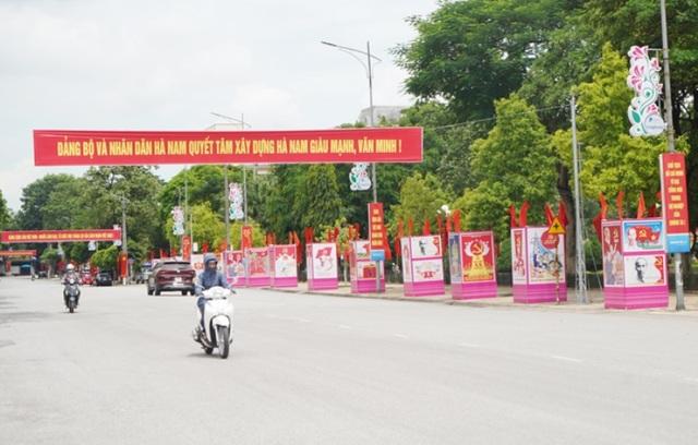 Bế mạc Đại hội đại biểu Đảng bộ tỉnh Hà Nam lần thứ XX - 3