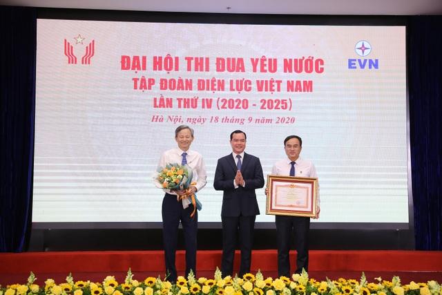EVN tổ chức thành công Đại hội thi đua yêu nước lần IV - 1