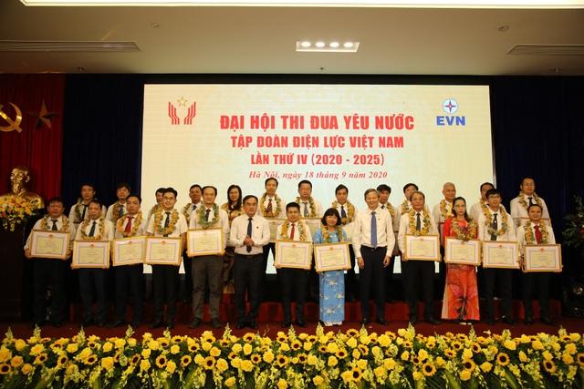 EVN tổ chức thành công Đại hội thi đua yêu nước lần IV - 2