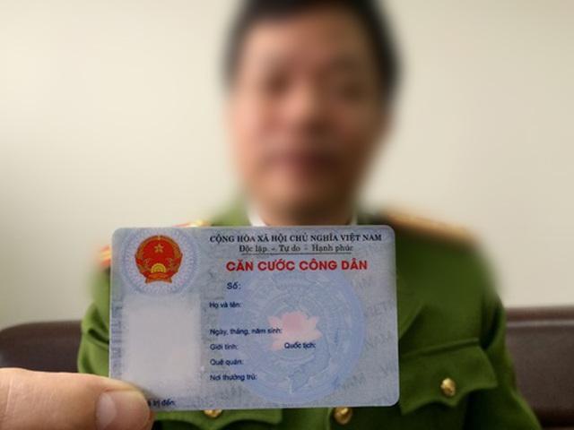 Thẻ căn cước công dân gắn chíp điện tử có chức năng định vị hay không? - 1