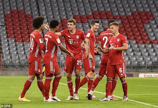 Bayern Munich thắng Schalke 8-0 ở ngày mở màn Bundesliga - 3