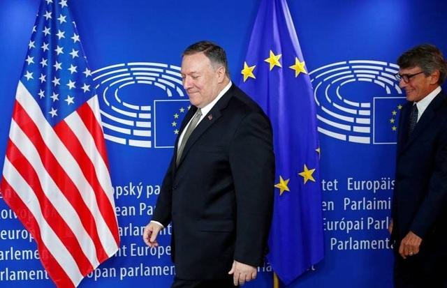 Mỹ - EU tìm tiếng nói chung đối phó Trung Quốc - 1