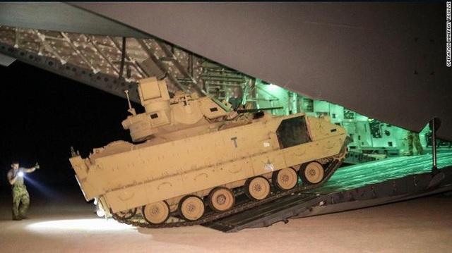 Mỹ điều thêm quân đến Syria để đối đầu với Nga - 1
