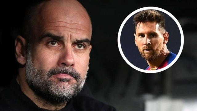 Guardiola lên tiếng sau khi Man City mua hụt Messi - 1