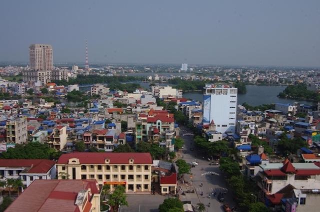 Phê duyệt điều chỉnh quy hoạch chung thành phố Nam Định - 1