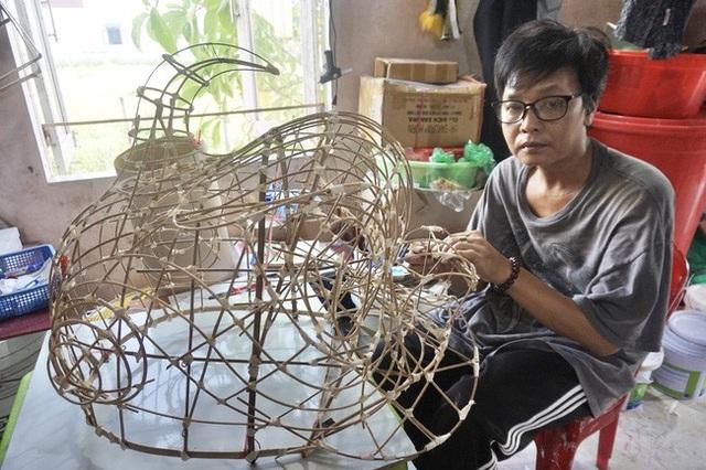 Quảng Nam: Người đàn ông hơn 30 năm làm ra thứ mua vui cho thiên hạ khi tết Trung thu - 2