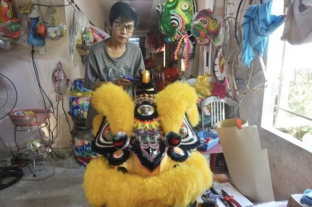 Quảng Nam: Người đàn ông hơn 30 năm làm ra thứ mua vui cho thiên hạ khi tết Trung thu - 4
