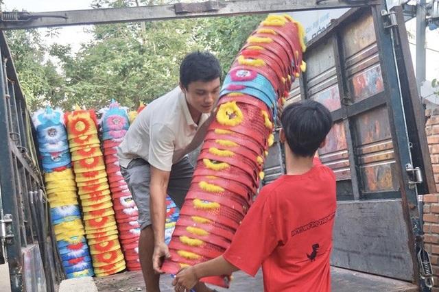 Quảng Nam: Người đàn ông hơn 30 năm làm ra thứ mua vui cho thiên hạ khi tết Trung thu - 7