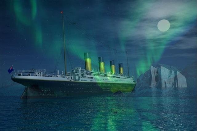 Bắc cực quang là một phần nguyên nhân làm chìm tàu Titanic? - 1