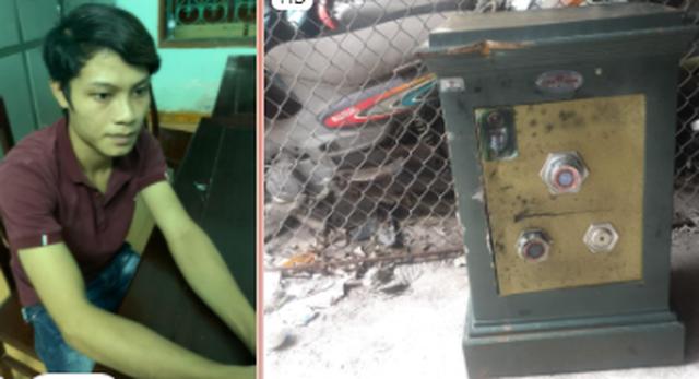 Bắt đối tượng phá két nhà dân, trộm tài sản trị giá hơn 300 triệu đồng - 1