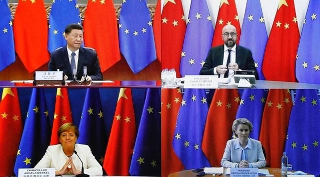 Mỹ - EU tìm tiếng nói chung đối phó Trung Quốc - 2