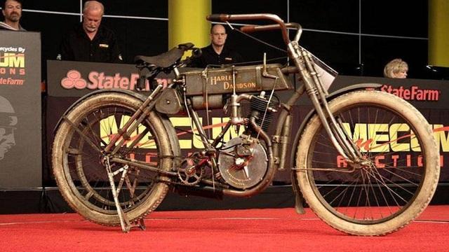 Những mẫu xe máy cổ quý hiếm, có giá bán đắt nhất thế giới - 2