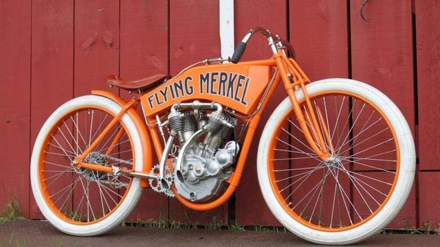 Những mẫu xe máy cổ quý hiếm, có giá bán đắt nhất thế giới - 3