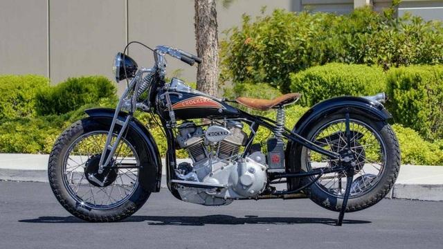 Những mẫu xe máy cổ quý hiếm, có giá bán đắt nhất thế giới - 4