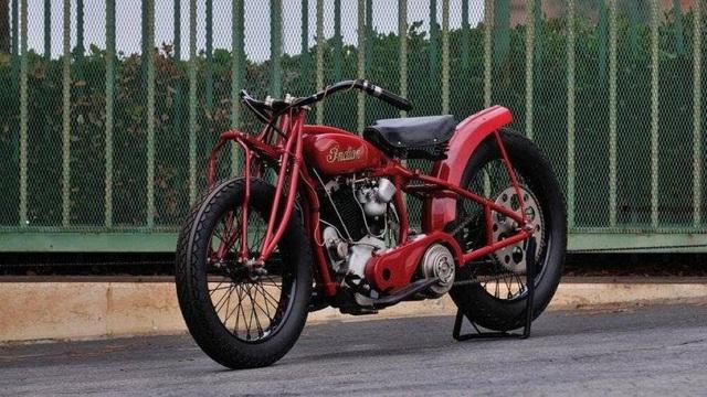 Những mẫu xe máy cổ quý hiếm, có giá bán đắt nhất thế giới - 5