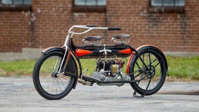 Những mẫu xe máy cổ quý hiếm, có giá bán đắt nhất thế giới - 7