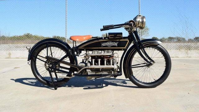 Những mẫu xe máy cổ quý hiếm, có giá bán đắt nhất thế giới - 8