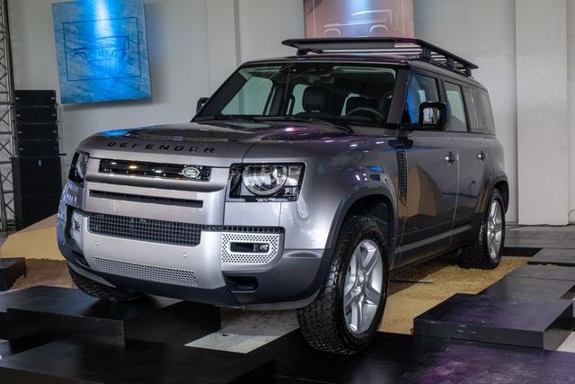 Land Rover Defender giá từ 3,85 tỷ - SUV cho đại gia Việt thích khám phá - 1