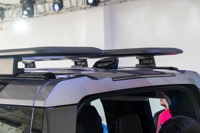 Land Rover Defender giá từ 3,85 tỷ - SUV cho đại gia Việt thích khám phá - 14