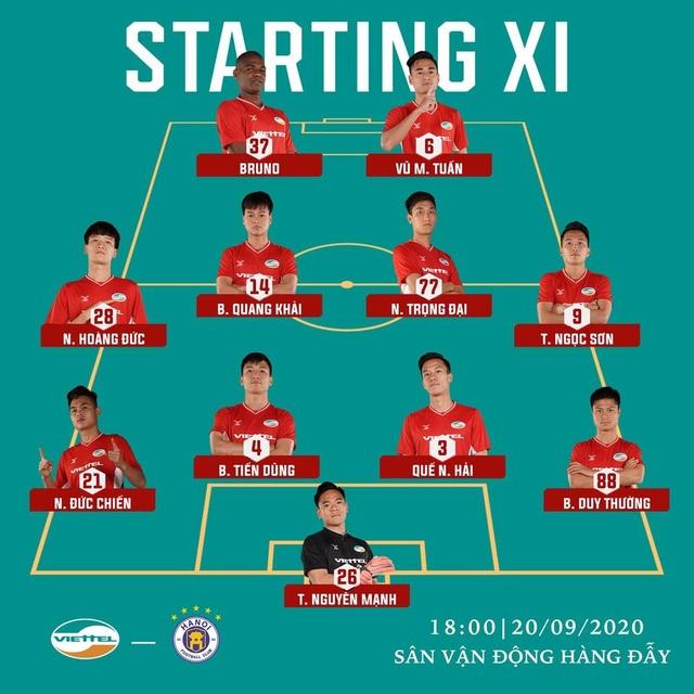 Đánh bại Viettel, CLB Hà Nội vô địch cúp Quốc gia - 20