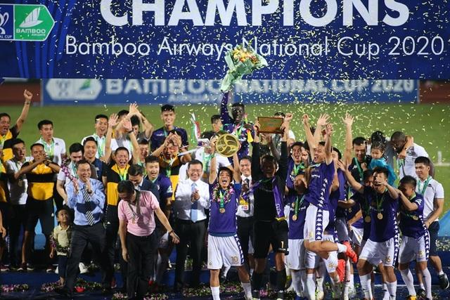 Đánh bại Viettel, CLB Hà Nội vô địch cúp Quốc gia - 1