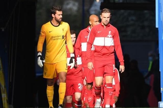 Chelsea 0-2 Liverpool: Kepa tặng bàn thắng cho Mane - 13