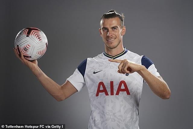 Gareth Bale chính thức trở lại Tottenham - 4