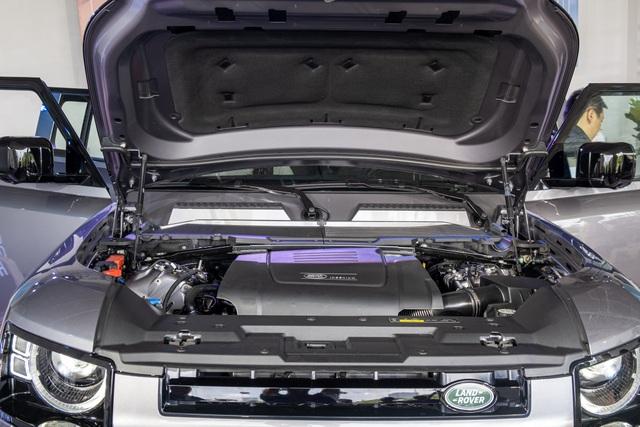 Land Rover Defender giá từ 3,85 tỷ - SUV cho đại gia Việt thích khám phá - 8