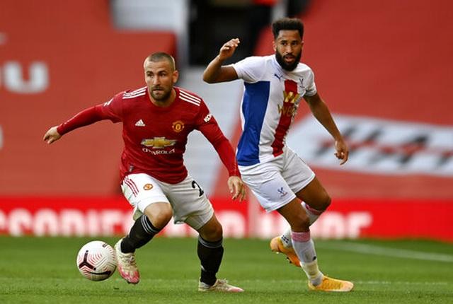 Man Utd 1-3 Crystal Palace: Điểm sáng nhỏ từ Van de Beek - 5