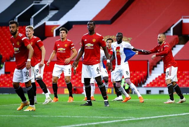 Man Utd 1-3 Crystal Palace: Điểm sáng nhỏ từ Van de Beek - 8