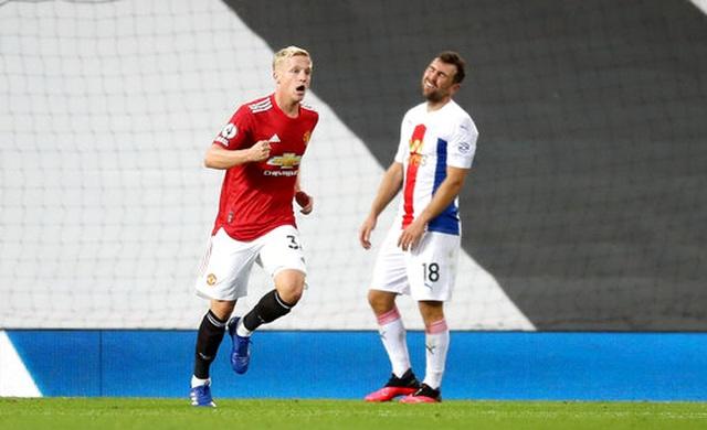 """HLV Solskjaer: """"Man Utd không xứng đáng có điểm"""" - 1"""