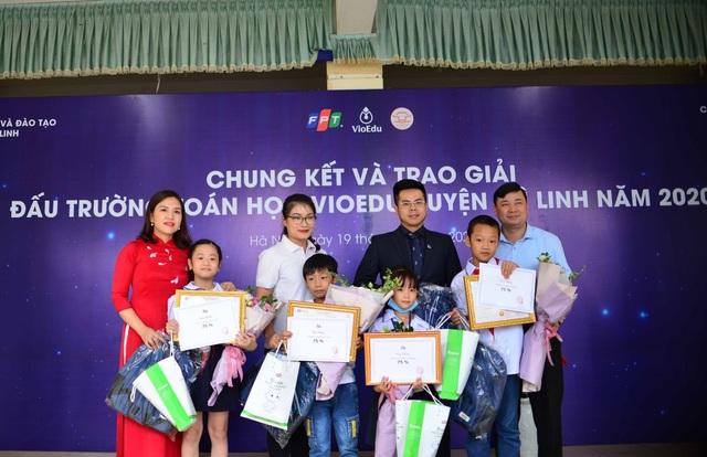 700 học sinh huyện Mê Linh (Hà Nội) lần đầu tranh tài Đấu trường toán học - 4