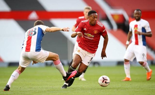 Năm điểm nhấn từ trận thua của Man Utd trước Crystal Palace - 2