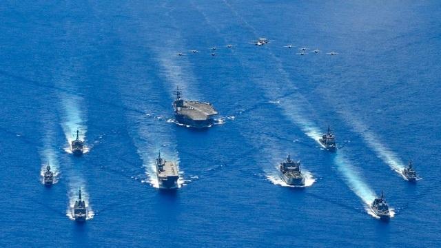 """Mỹ khắc chế """"át chủ bài"""" tàu ngầm của Trung Quốc ở Biển Đông - 1"""