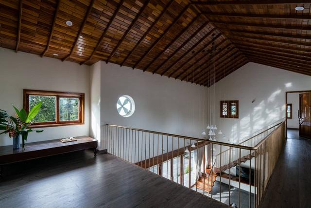 Ngôi nhà đẹp như resort con trai xây tặng bố mẹ giữa đồng quê ở Bình Định - 12