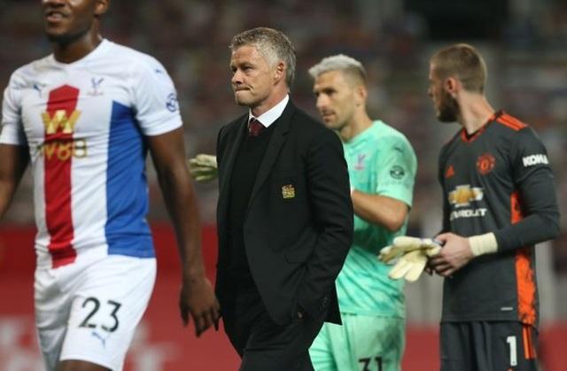"""""""Cú tát đau"""" từ Crystal Palace đã đủ làm Man Utd tỉnh ngộ? - 3"""