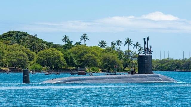 """Mỹ khắc chế """"át chủ bài"""" tàu ngầm của Trung Quốc ở Biển Đông - 3"""