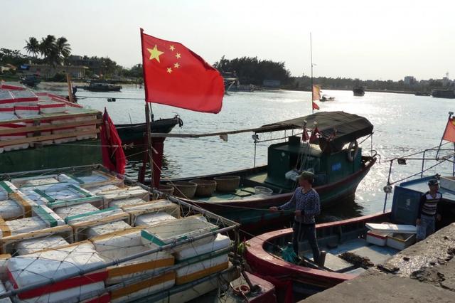 """Mỹ lên án đội tàu cá """"săn mồi"""" khổng lồ của Trung Quốc - 1"""